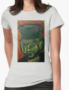 Madness Womens Fitted T-Shirt