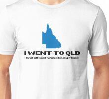 QLD Floods 2011 Unisex T-Shirt
