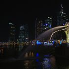 Merlion by mhall