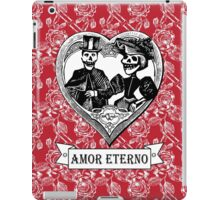 AMOR ETERNO | ETERNAL LOVE  iPad Case/Skin