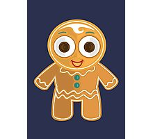 Ginger Bread Man (2) Photographic Print