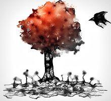 The Phoenix Tree by kibishipaul