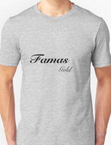 Famas Gold Black ops Addict T-Shirt