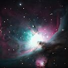 Orion Nebula by William Bullimore