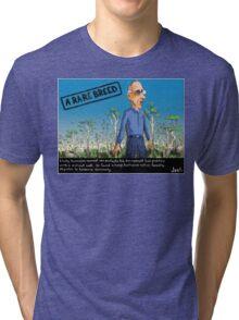 """Bob Brown """"A Rare Breed"""" Tri-blend T-Shirt"""