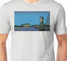 Matthew Flinders, Seal Island King George's sound 1801 Mapping Terra Australis. Unisex T-Shirt