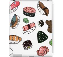 Sushi Japaness style iPad Case/Skin
