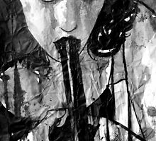 girl with a gun by Loui  Jover