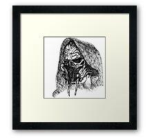 Plo Koon art Framed Print