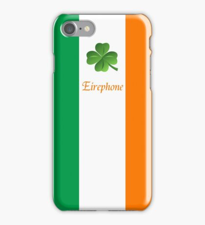 Eirephone Irish iphone case iPhone Case/Skin