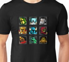 Shovel Knight Rogue's Gallery Unisex T-Shirt