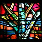 Coventry Catherdal Window by John Dalkin