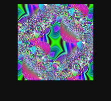 Vaporwave-Seamless Fractal Fragments Tank Top