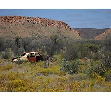 Old Kingswood, West MacDonnell National Park, Central Australia Photographic Print