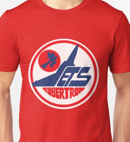 Cybertron Jets - Home Unisex T-Shirt