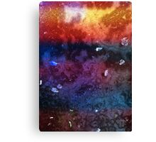 Abstract film texture Canvas Print