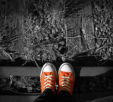 Size 10.  by Michael Stocks