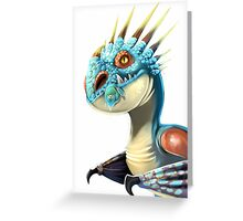 Stormfly Greeting Card