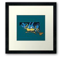 Maryland Blue Krabbys Framed Print