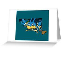 Maryland Blue Krabbys Greeting Card