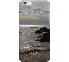 Painted Bay - Freshwater West iPhone Case/Skin