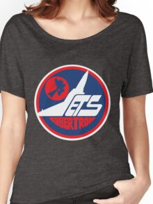 Cybertron Jets - Away Women's Relaxed Fit T-Shirt