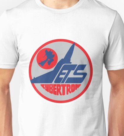 Cybertron Jets - Alternate Unisex T-Shirt