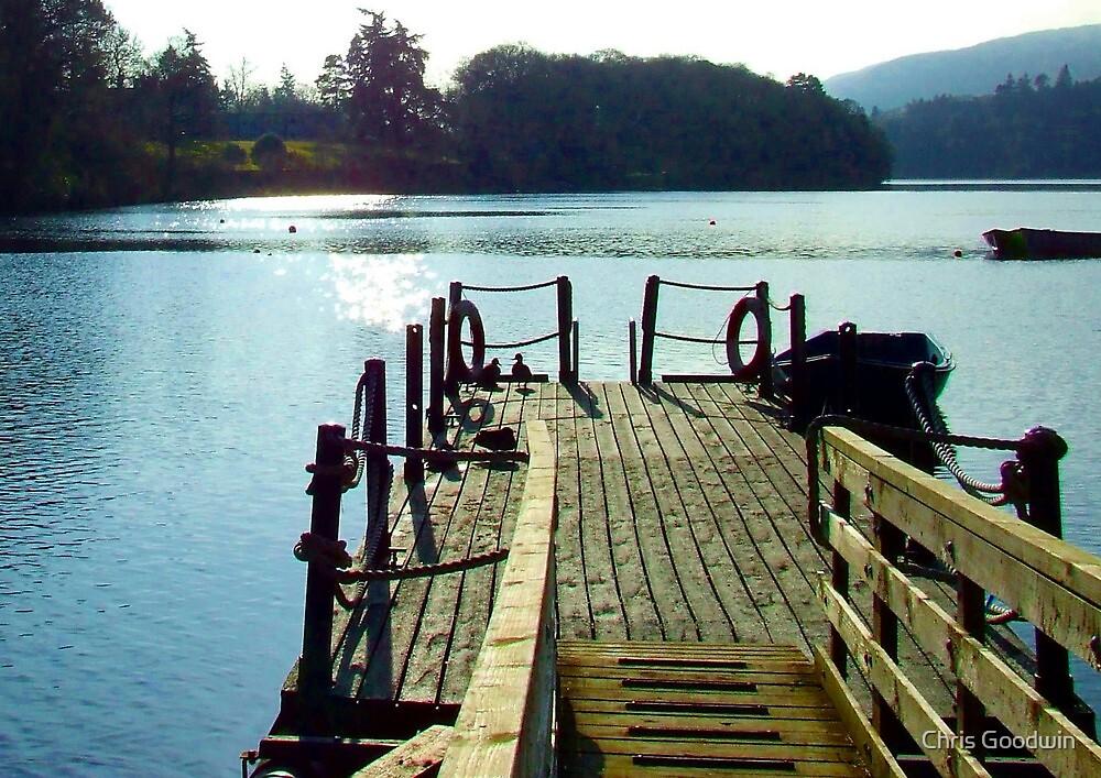 Pier View by Chris Goodwin