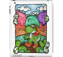 Yo-Yoshi!! iPad Case/Skin