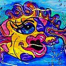 Rita the Rainbow Fish by kewzoo