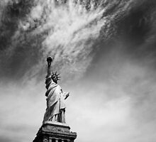 NYC: Miss Liberty by Nina Papiorek