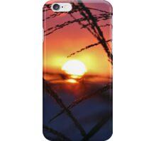 Carolina Sunset iPhone Case/Skin