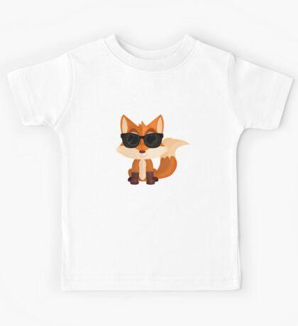 Cool Fox Kids Tee