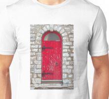 Old Red Door Unisex T-Shirt