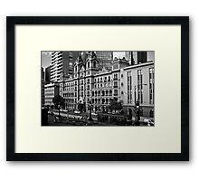 The Windsor Hotel - Melbourne Framed Print