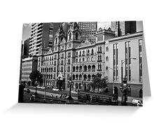 The Windsor Hotel - Melbourne Greeting Card