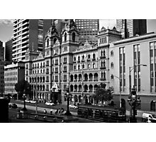 The Windsor Hotel - Melbourne Photographic Print