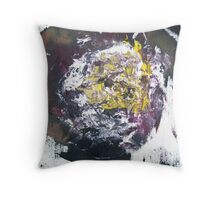 Crystal Ball Throw Pillow