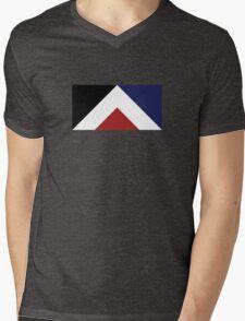 Red Peak Mens V-Neck T-Shirt