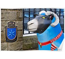 Skipton Sheep Poster