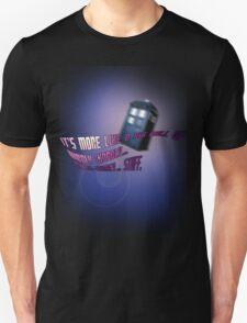 Wibbly-wobbly... timey-wimey... stuff. - Doctor Who T-Shirt
