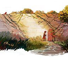 The Secret Garden by joseytsao