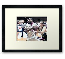Missouri vs UIndy 10 Framed Print