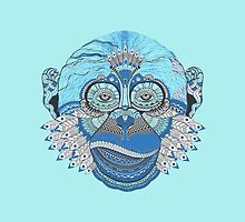 Happy Monkey by sale