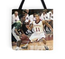 Missouri vs UIndy 9 Tote Bag