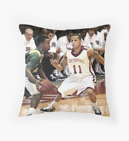 Missouri vs UIndy 9 Throw Pillow