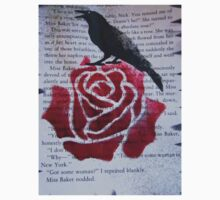 The Raven & the Rose Baby Tee