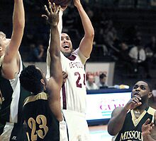 Missouri vs UIndy 4 by Oscar Salinas