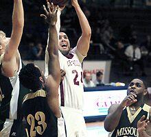 Missouri vs UIndy 4 by Oscar Salinas