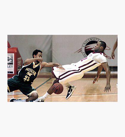 Missouri vs UIndy 1 Photographic Print